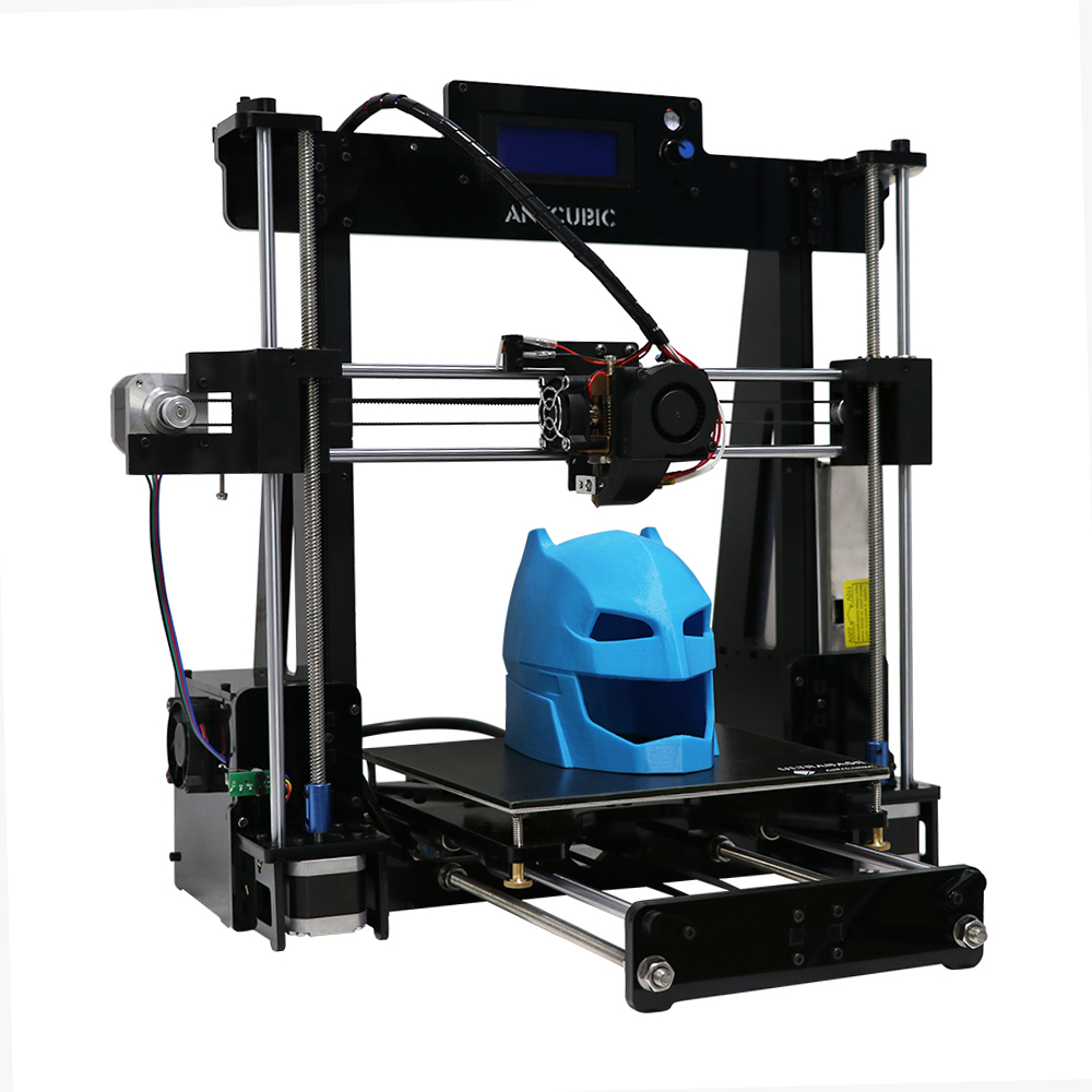 Anycubic 3D printer impresora 3d Newest Upgrade imprimante 3d Prusa i3 3d printer Kit High Precision Ultrabase Platfrom (14)