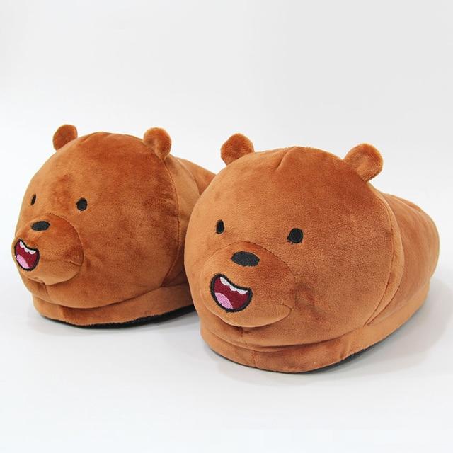 Тапочки Мы обычные медведи 2