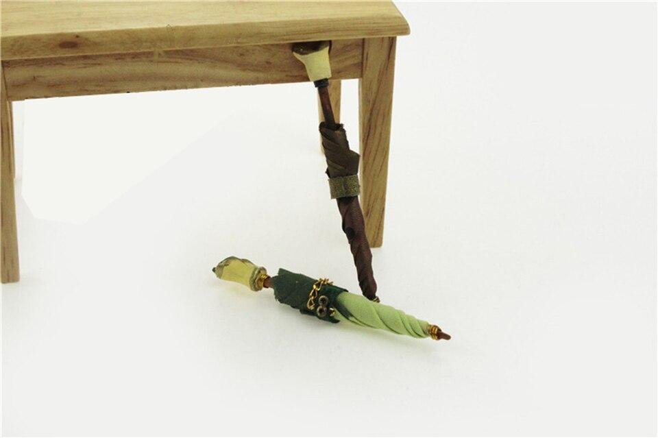 1 Pcs 1:12 Puppenstuben Miniature Toy Umbrella Scenes Living Room Decoration