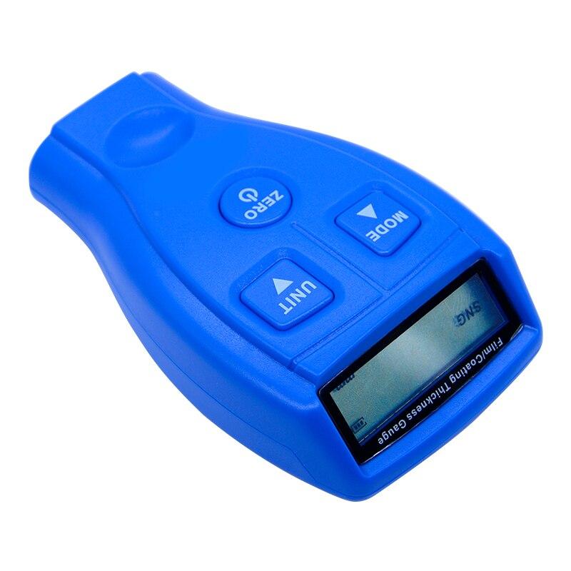 Auto Digitale 0-1,8mm/0,01mm LCD Beschichtung Dicke Gauge Auto Farbe Dicke Meter Auto Fahrzeug Dicke tester Diagnose Werkzeug