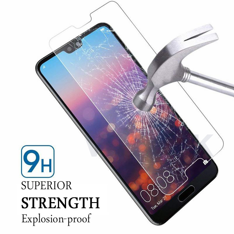 9H Tempered Glass on the For Huawei P20 Lite Pro P10 P9 Lite Plus Screen Protector Protective Film For Huawei P Smart 2019 Case9H Tempered Glass on the For Huawei P20 Lite Pro P10 P9 Lite Plus Screen Protector Protective Film For Huawei P Smart 2019 Case