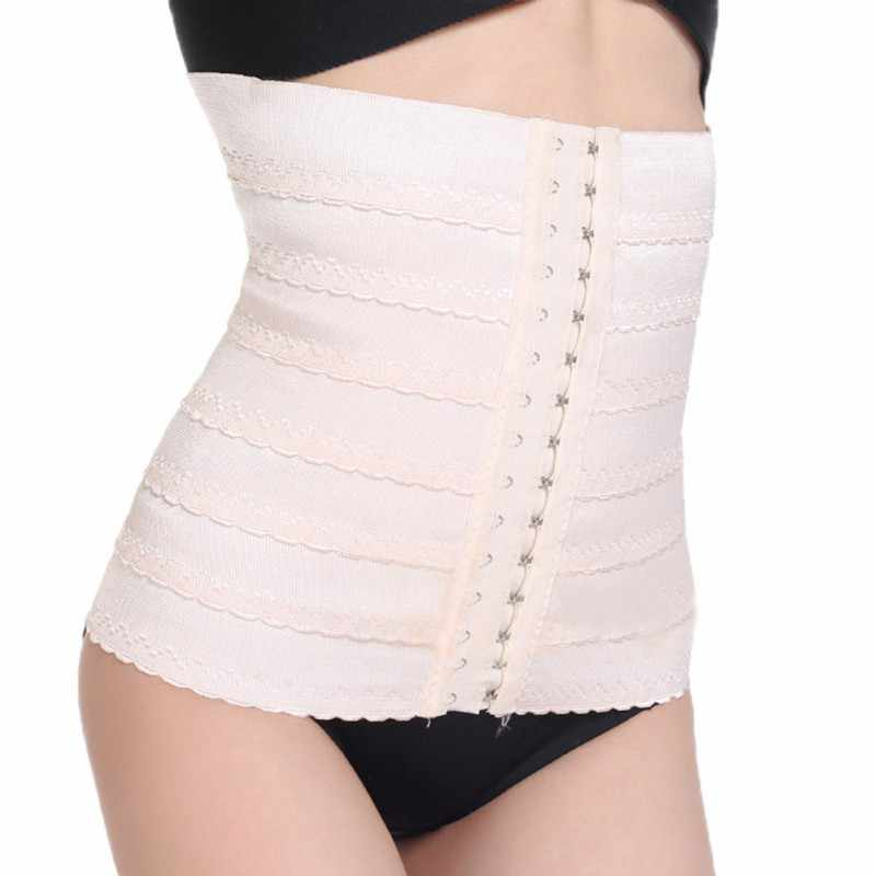 8f99e55753 Bodysuit Lady Waist Trainer Slimming Shapewear Corsets Cincher Body Shaper  Bustier Underwear