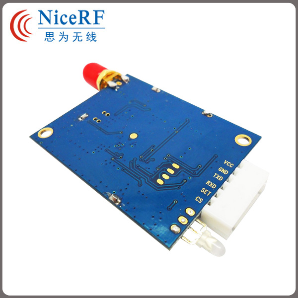 Image 4 - 2SETS SV651 500mW 27dBm TTL/RS232/RS485 Interface 3KM Radio Modem 433MHz 27dBm RF Transceiver Module-in Communications Parts from Cellphones & Telecommunications