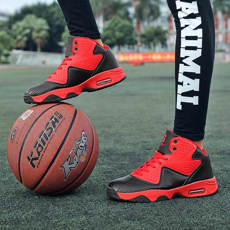 2019 New Arrival Mens&Women Basketball Shoes Basketball Sneakers for Man High Top Training Ankle Boot Basket Homme Big Size 452019 New Arrival Mens&Women Basketball Shoes Basketball Sneakers for Man High Top Training Ankle Boot Basket Homme Big Size 45