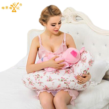 Brand Multifunction Nursing Pillow Infant Breastfeeding Pillow Baby Cuddle-U Nursing Pillow Protect Mummy Waist Support Cushion