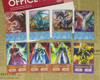 8pcs/set Yugioh Anime Legendary Dragon Cards Fang Of Critias Claw Of Hermos Eye Of Timaeus Legendary Knights Anime Special Card