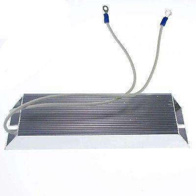 Puissance 1000W 75ohm fil enroulé en aluminium logé résistance de freinage dinverseur