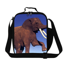 1 Cartoon Animal Pattern Lunch Bags Keep Fresh Picnic Bags For Kids A Good Gift For Term Begin