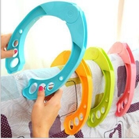 Hot Laundry Clothes Pins Color Hanging Pegs Clips Heavy Duty Clothes Pegs Plastic Hangers Racks Clothespins