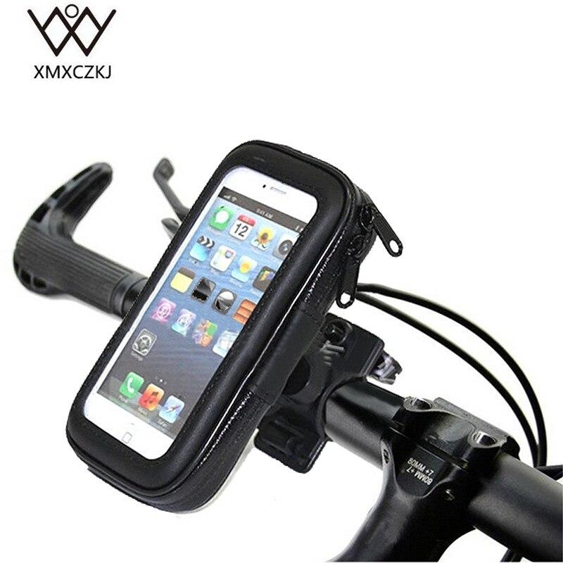 Bike Phone Mount Waterproof Universal Case Bicycle