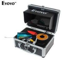 Eyoyo Original 15M Professional Fish Finder Underwater Fishing Video Camera 7 Color Monitor 1000TVL HD CAM