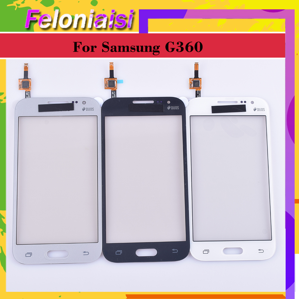 For <font><b>Samsung</b></font> <font><b>Galaxy</b></font> <font><b>Core</b></font> <font><b>Prime</b></font> G360 <font><b>G360H</b></font> G361 G361F G361H Touch Screen Panel Sensor Digitizer Front Glass Touchscreen image