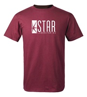 2018 Summer New Style Men T Shirts Fashion STAR S T A R Labs T Shirt