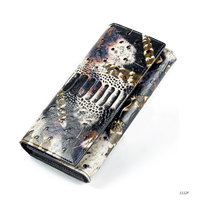 Womens Wallets and Purses Printing Women's Long Wallet