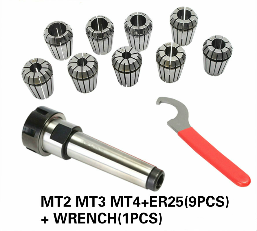 ER16M Wrench Spanner for Clamping Nut CNC Milling Lathe Precision 12.5mm