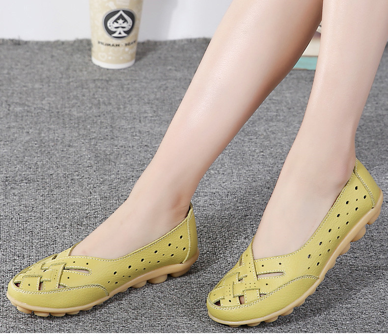 AH1165 (17) Women's Loafers Shoes
