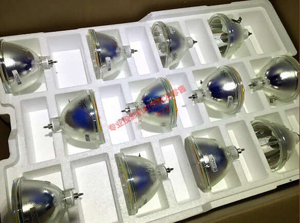 100% NEW ORIGINAL UHP 100W-120W1.0 1.3 E23 PROJECTOR LAMP BULB 180Days Warranty original projector bulb 5j j4g05 001 lamp for benq w1100 w1200 180days warranty osram lamp