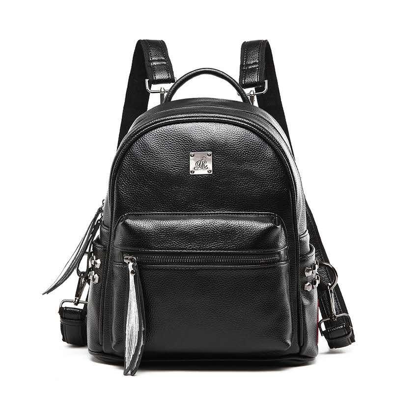 Модные женские рюкзаки из натуральной кожи женские дорожные сумки женские сумки на плечо женские Джокер Bookbag дорожная сумка