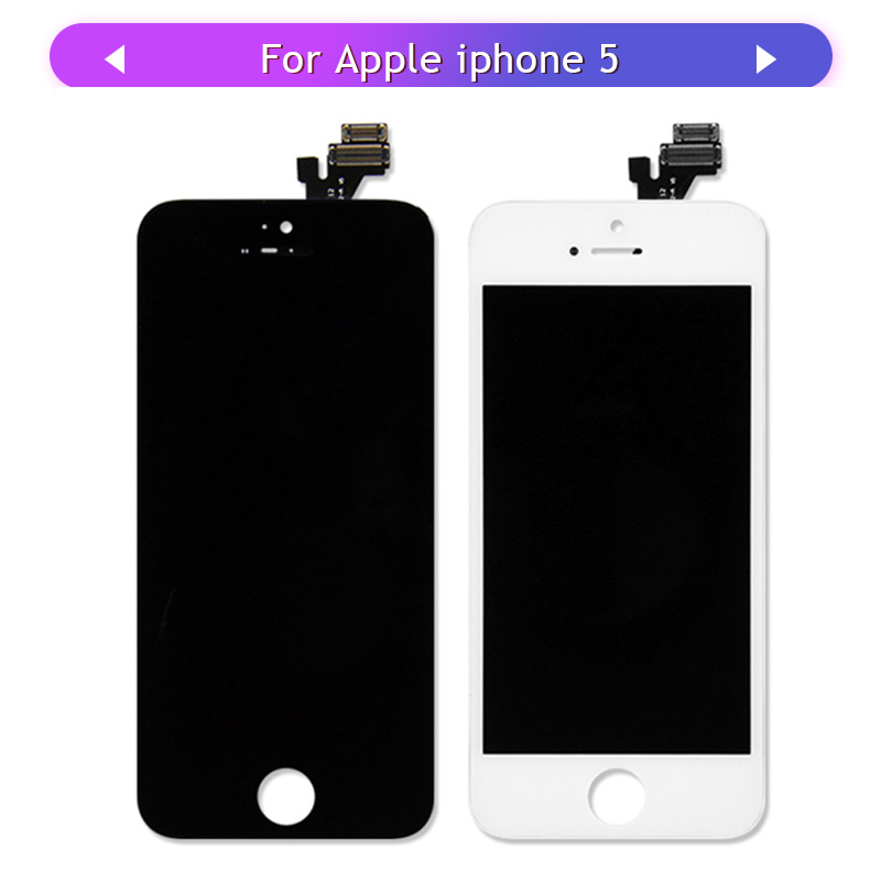 Touch Screen For Apple iphone 5 A1428 A1429 A1442 complete