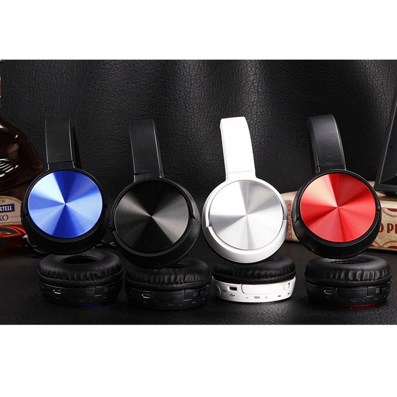 Wireless Headphone ZX330BT Bluetooth Stereo Headset Earphone Headphone with Mic Noise Canceling Noise Isolation Water Resistant