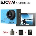 Original SJCAM SJ5000X Elite WiFi 4K 24fps Gyro Sports DV 2.0 LCD Waterproof Action Camera +Extra 1pcs battery+Charger+32GB Card