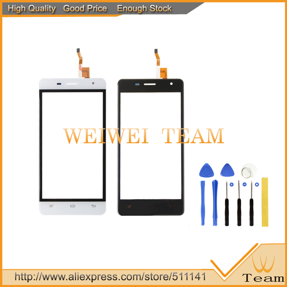Original 5 inch For Oukitel k4000 pro Touch Panel Touch Screen Digitizer glass +Repair tools Free Shipping