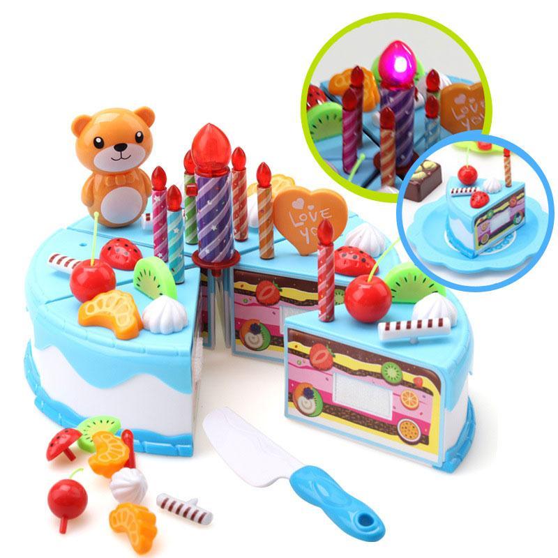 Kreative 1 Satz Kinder Täuschen Spiel Rollen Spielen Kochen Obst ...