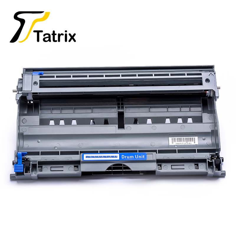 1PK DR350 DR2000 DR2005 DR2025 DR2050 DR2075 DR2085 DR20J Барабанны блок для Brother DCP7020 FAX2820 FAX2920 MFC7220 MFC7225N MFC7420