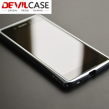 Original DEVILCASE For SONY Z3+ CNC Cutout Metal Bumper For XPERIA Z3 Plus/Z4 Protective Accessories
