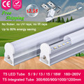 1 pcs PVC LED T5 Tubo de Luz Integrado 220 V 240 V 300mm 5 W 600mm 1ft dois pés 9 W T5 LEVOU Tubo Lâmpadas de Parede Fria Warm White Luz T5 8 W