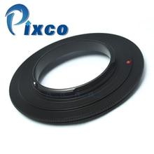 62 мм-М4/3 макрообъектив обратное переходное кольцо для микро-камеры Four Thirds