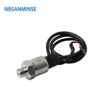 NBSANMINSE SM18-A10 G1/4 Inch Stainless Steel Pressure transmitter For Air compressor Automobile variable frequency pump