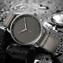 BAOGELA Fashion Watch Men Waterproof Slim Minimalist Wrist Watches For Quartz Sports Clock Relogio Masculino