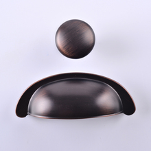 Drawer Pull Handles Dresser Pulls Handles Knobs  Silver Decorative Furniture Cabinet Pull Handle Knob