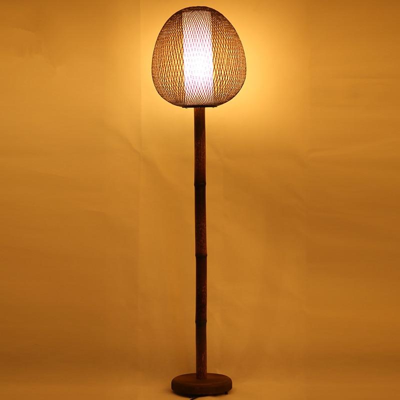 Online kopen wholesale vloerlamp houten basis uit china for Lampen japan