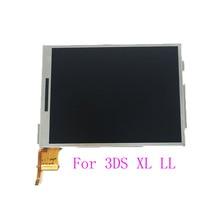 Getrokken Vervanging Lagere Bottom Lcd scherm voor Nintendo 3DS XL LL N3DS
