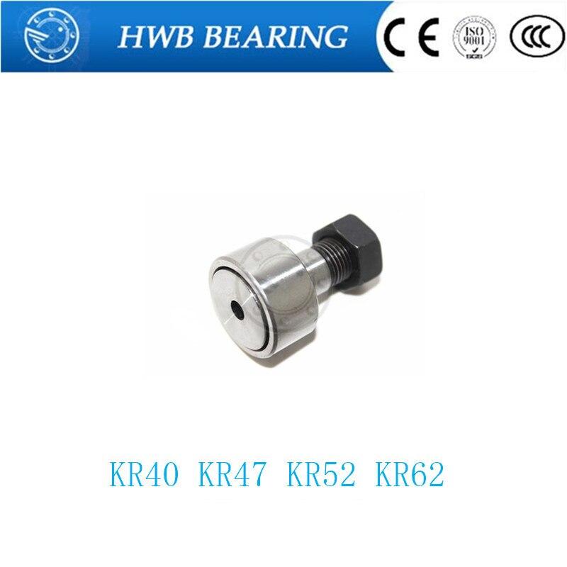 (1 PCS) KR40  CF-18 KR47 CF-20 KR52 CF 20-1 KR62 CF24 Cam Follower Needle Roller Bearing CF18 CF-20 CF 20-1 CF24 FREE SHIPPING lacywear крем kr 18 kle