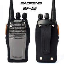 Baofeng uv 5r для переносного приемо передатчика фала comunicação