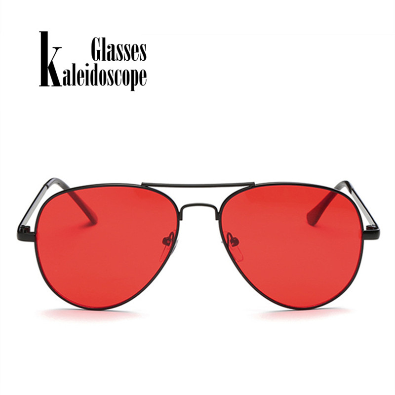 Caleidoscopio para mujer para hombre marcos de Metal Oval gafas de ...