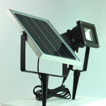10W 12hours solar Lawn Lights Ground Light