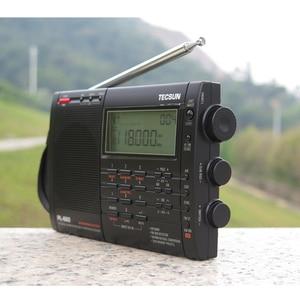 Image 3 - Tecsun PL 660 Airband רדיו רגישות גבוהה מקלט FM/MW/SW/LW דיגיטלי כוונון סטריאו עם קול חזק ורחב קבלת טווח