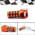 Fite Para KTM 690 HERZOG/SMC/SMC-R/Supermoto/Enduro/R Accesorios de La Motocicleta DEL CNC De Aluminio Tapa Palanca de cambios Peg