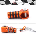 fite For KTM 690 HERZOG / SMC / SMC-R / Supermoto / Enduro / R Motorcycle Accessories CNC Aluminum Shift Lever Cap Peg