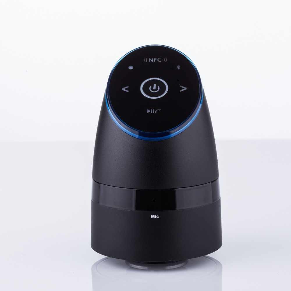 ADIN Vibration Bluetooth Speaker 26W Touch NFC Speaker Bluetooth Hands-Free  Mini Computers Phones Speakers Bluetooth Portable