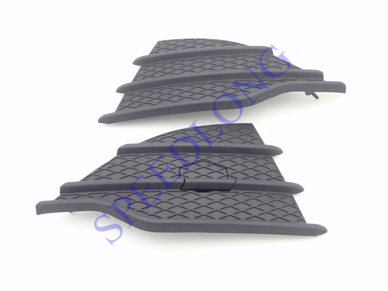 2 Pcs Pair RH and LH Front bumper lower grille grill cover trim for Ford Escape 2013 2015 in Racing Grills from Automobiles Motorcycles