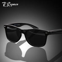 R.BspaceFashion Polarized Sunglasses Original Brand Designer Sun Glasses man womenPolaroid Gafas De Sol Vintage Oculos De Unisex
