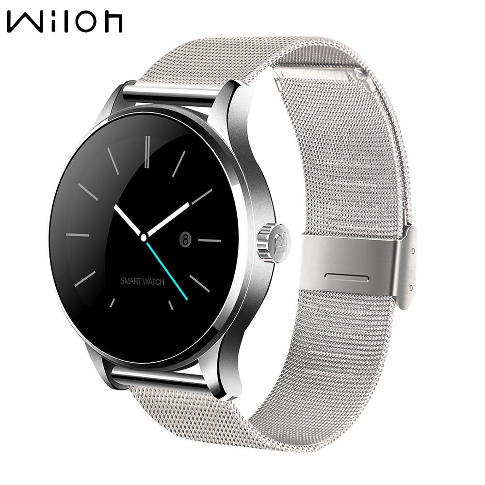 Arrival K88H WristWatch Pulse Monitor Fitness Tracker Wristband BL4.0 Pedometer Wristwatch OLED Fashion Watches