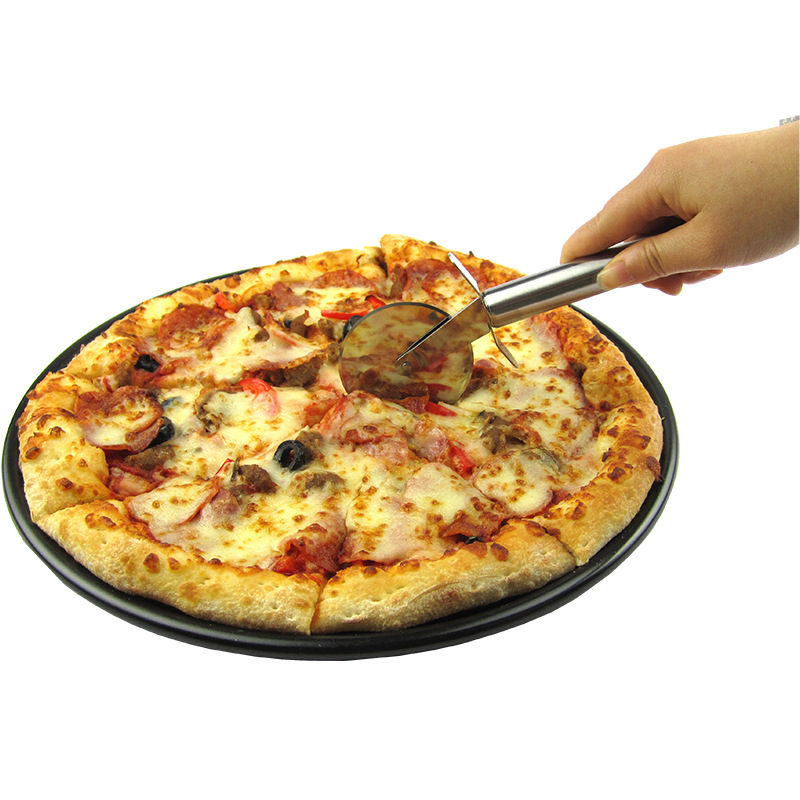 6.5 CM knife For Cut Pizza Tools Kitchen Accessorie Pizza Tools Pizza Wheels Family Stainless Steel Pizza Cutter Diameter нож для пиццы
