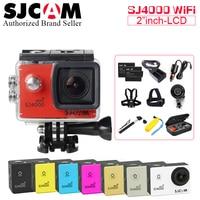 Original SJCAM SJ4000 Sport Action Camera 2 0 Inch HD 1080P Diving 30M Waterproof DV Extreme