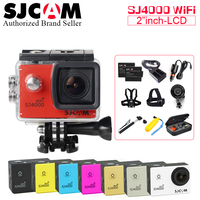Original SJCAM SJ4000 Sport Action Camera 2 0 Inch HD 1080P Diving 30M Waterproof DV Extreme